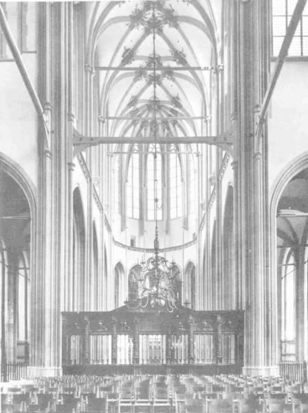 Magistrale Koor van de Bovenkerk