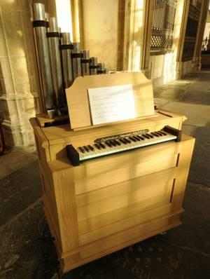 Steendam Orgelpositief